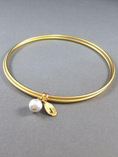 $25.00 Initial bracelet