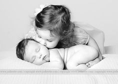 #newborn with #sibling