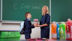 Back to School, chrysanthemum, 1e schooldag, 10 voor de juf