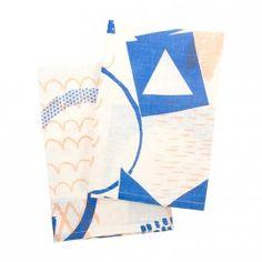 Sketchbook Tea-towel Set