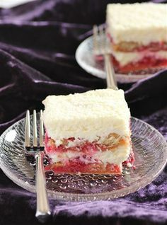White Chocolate Raspberry Tiramisu