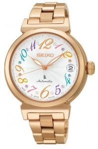 SRP866J1 SEIKO Limited Edition Lukia Ladies Watch