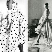 Balenciaga & polka dots, what else could I want?