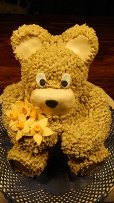 Teddybear-cake 😍