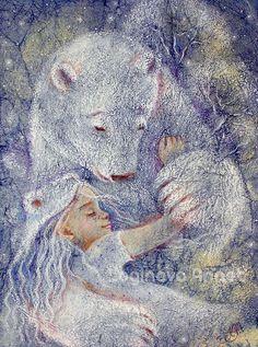 """Dans tes bras"" par Annet Loginova"