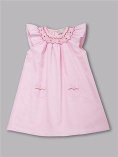 Cyrillus - Robe bébé rose