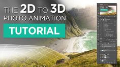 After Effects TUTORIAL | How to Make 2D to 3D Photo Effect | VoluMax