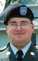 Army Cpl. Timothy J. Lauer  Died October 14, 2006 Serving During Operation Iraqi Freedom  25, of Saegertown, Pa.; assigned to 1st Battalion, 67th Armor Regiment, 2nd Brigade, 4th Infantry Division, Fort Hood, Texas; died Oct. 14 of injuries sustained when an improvised explosive device detonated near his vehicle in Baghdad.
