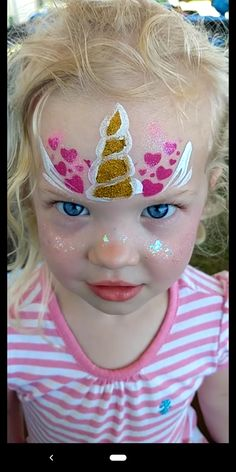 cat face painting for kids ; cat face paint for kids ; cat face paint for women ; cat face painting for kids easy ; Face Painting Unicorn, Girl Face Painting, Unicorn Face, Painting For Kids, Body Painting, Simple Face Painting, Rosto Halloween, Visage Halloween, Halloween Zombie