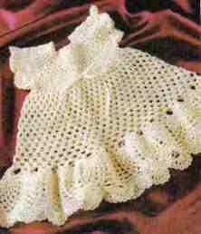 10 Free Crochet Baby Dress Patterns - The Lavender Chair Crochet Dress Girl, Crochet Baby Dress Pattern, Baby Dress Patterns, Baby Girl Crochet, Crochet Baby Clothes, Crochet For Kids, Crochet Patterns, Crochet Dresses, Crochet Tutu