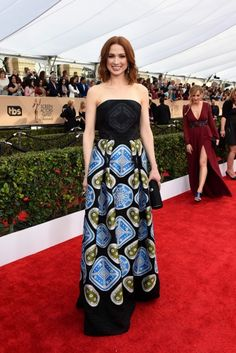 SAG Awards 2016: what they're wearing - Vogue Australia