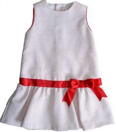 vestidos niña patrón   Patrones de vestidos de niña de pique - Imagui