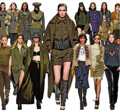 AW12 Military Style