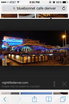 Bluebonnet Cafe Denver Colorado