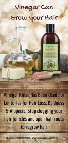 Encourage your hair to grow healthy without any harmful chemicals. The days of nasty chemicals on hair products are gone. There is a real fact that natural ingredients have amazing abilities to grow new hair and stop falling hair