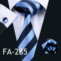 Bart-Muster-Schwarz Elegante Mens Schmale Krawatten Krawatte