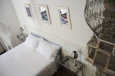 Patio room - zona letto