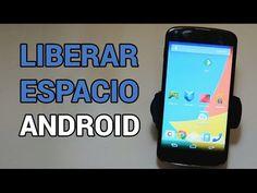 Cómo liberar espacio en Android - Trucos Android en Español - YouTube