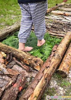 Forest School Activities, Activities For Kids, Land Art, Yoga, Nature Crafts, Montessori, Creations, Animation, Projects