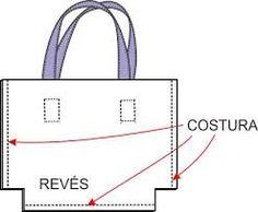 Resultado de imagen para moldes de bolsos y carteras