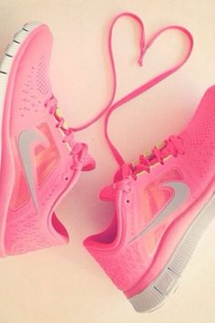 Nike!! Ok I luuuuuuvvvvvv these too. #pink #nikes for #womens -nike free run 3,nike free 3.0,nike free 3.0 v4,nike free 5.0,nike free 6.0 are hot sale with amazing price $44 at shoes2015