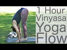 Total Body One Hour Vinyasa Flow: Yoga with Lesley Fightmaster - YouTube