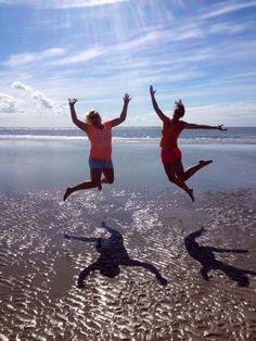 Beach fun Ameland Friesland Fryslan