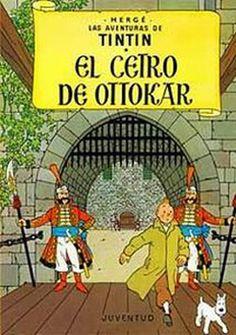 TINTÍN Nº 07: EL CETRO DE OTTOKAR