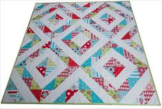 needles and lemons: Sugar and Spice - a finished quilt -