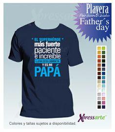 Camisetas para padres. Regalos originales para el día del padre ... b5964ae296f1c