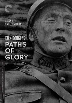 PATHS OF GLORY is among the most powerful antiwar films ever made. The story takes place in 1916 France, as the French command orders an exhausted unit to wrest control of an anthill from the Germans-