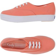 Keds Low-tops & Trainers ($45) ❤ liked on Polyvore featuring shoes…
