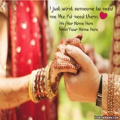 Write name on Beautiful Bride Groom Romantic images with best online generator with name editing options. Romantic Love Pictures, Romantic Pictures, Romantic Love Quotes, Romantic Couples, Couples Quotes Love, Love Quotes With Images, Cute Images, Cute Couples, Name Pictures