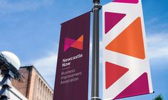 Newcastle Now on Behance