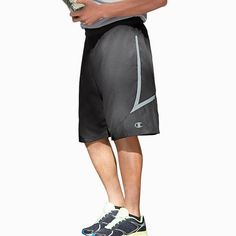 Champion On the Move Champion On the Move Men's Shorts Running Wear, Running Pants, Sport Shorts, Mens Running, Workout Wear, Workout Shorts, Men's Shorts, Mens Fitness, Sportswear