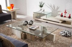 Modern Coffee Tables in Toronto, Ottawa, Mississauga | Glass Coffee Tables