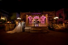 Interesting view inside in the Mexico Pavilion in Epcot. Photo: Stephanie, Disney Fine Art Photography