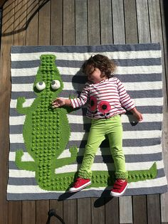 Ravelry: Project Gallery for Googly-Eyed Gator pattern by Ashley Rao