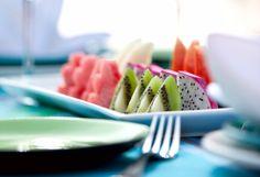Lovely fruit for lunch?