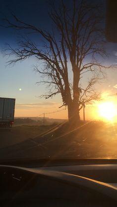 Aquele sol que faz bem #amanhecer #soldobem