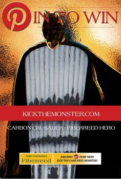 CARBON CRUSADER - FIBERREED HERO! Fiberreed Summer Pin to Win. Win free reeds. Check out our amazing new Hemp reed. Better than cane and best of brand. Kick the monster. Play the hero! www.kickthemonster.com www.fiberreed.com #kickthemonster #fiberreedpintowin