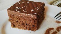 Hrníčkové muffiny s tvarohem a povidly – RECETIMA Coffee Cake, Vanilla Cake, Nutella, Tiramisu, Baking Recipes, Rum, Deserts, Food And Drink, Sweets
