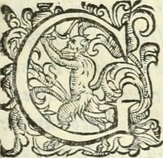 "Image from page 34 of ""Corona imperiale dell' architettura militare"" (1618) #initial_G #initial #G"