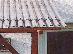 Terrassenueberdachung Profilplatte Gutta Solar Panels, Pergola, Outdoor Decor, Diy, Home Decor, Garden Cottage, Grill Area, Sun Panels, Decoration Home