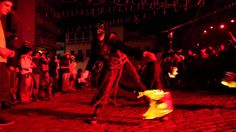 ESCALDARIUM - Fire and Water Festival, Caldes de Montbui (Barcelona)