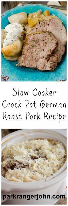 Slow Cooker Crock Po