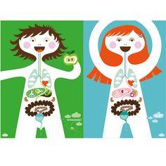 "Print ""My Body"", by Isak - Teach your child about their body and how beautiful they are."