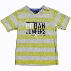 Minymo, tricou alb cu dungi galbene Ronny Jumper, Sports, Tops, Fashion, Hs Sports, Moda, La Mode, Jumpers, Sport