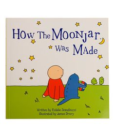 """Moonjar How the Moonjar Was Made"" Paperback - How the Moonjar Was Made is the sweet story of how Noom and Raj first learned to work together. Your little one can join them as they teach each other about spending, saving and sharing while building their dreams."