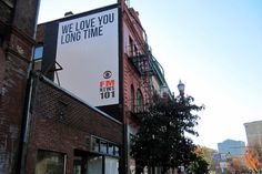 """Portland, Ore., talk radio station KXL-FM pulled its """"We love you long time"""" billboard—placed in Chinatown, no less—after complaints that it..."""